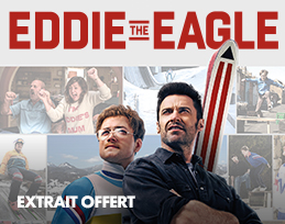 Minutes gratuites - Eddie the Eagle