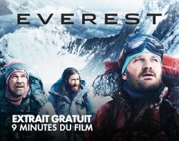 Minutes gratuites - Everest
