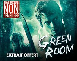 Minutes gratuites - Green Room