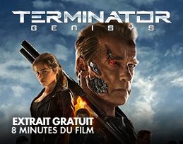 Minutes gratuites - Terminator Genisys