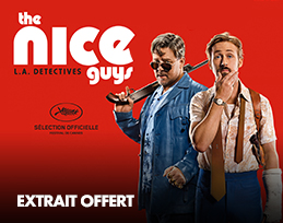 Minutes gratuites - The Nice Guys