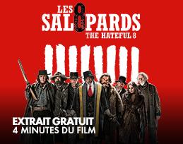 Minutes gratuites - Les Huit Salopards