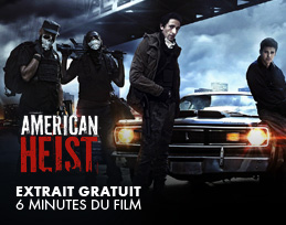 Minutes gratuites - American Heist