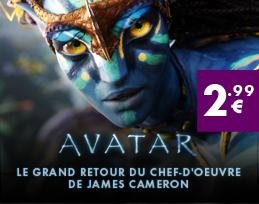 Avatar en VOD
