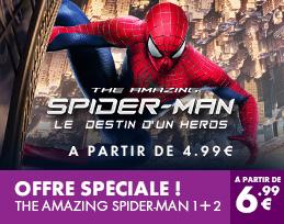 Corner The Amazing Spider-Man 1 + 2