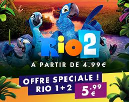 Corner pack Rio 1 + 2