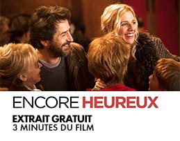 Minutes gratuites - Encore Heureux