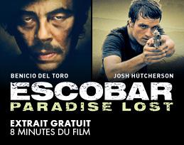 Minutes gratuites - Escobar : Paradise Lost