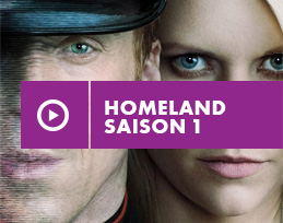 Homeland S1 en VOD New