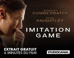 Minutes gratuites - Imitation Game