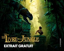 Minutes gratuites - le Livre de la Jungle