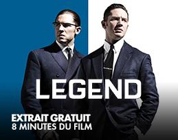 Minutes gratuites - Legend