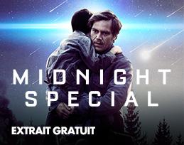 Minutes gratuites - Midnight Special