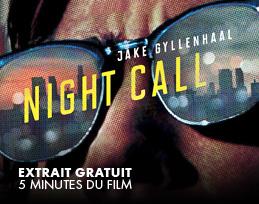 Minutes gratuites - Night Call