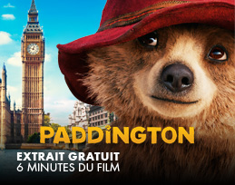 Minutes gratuites - Paddington