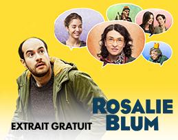 Minutes gratuites - Rosalie Blum