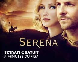 Minutes gratuites - Serena