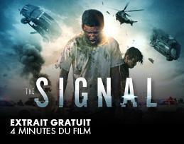 Minutes gratuites - The Signal