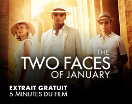 Minutes gratuites - The Two Faces of January