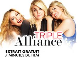 Minutes gratuites - Triple alliance