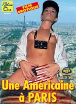 UNE AMERICAINE A PARIS (cliquez pour agrandir la jaquette)